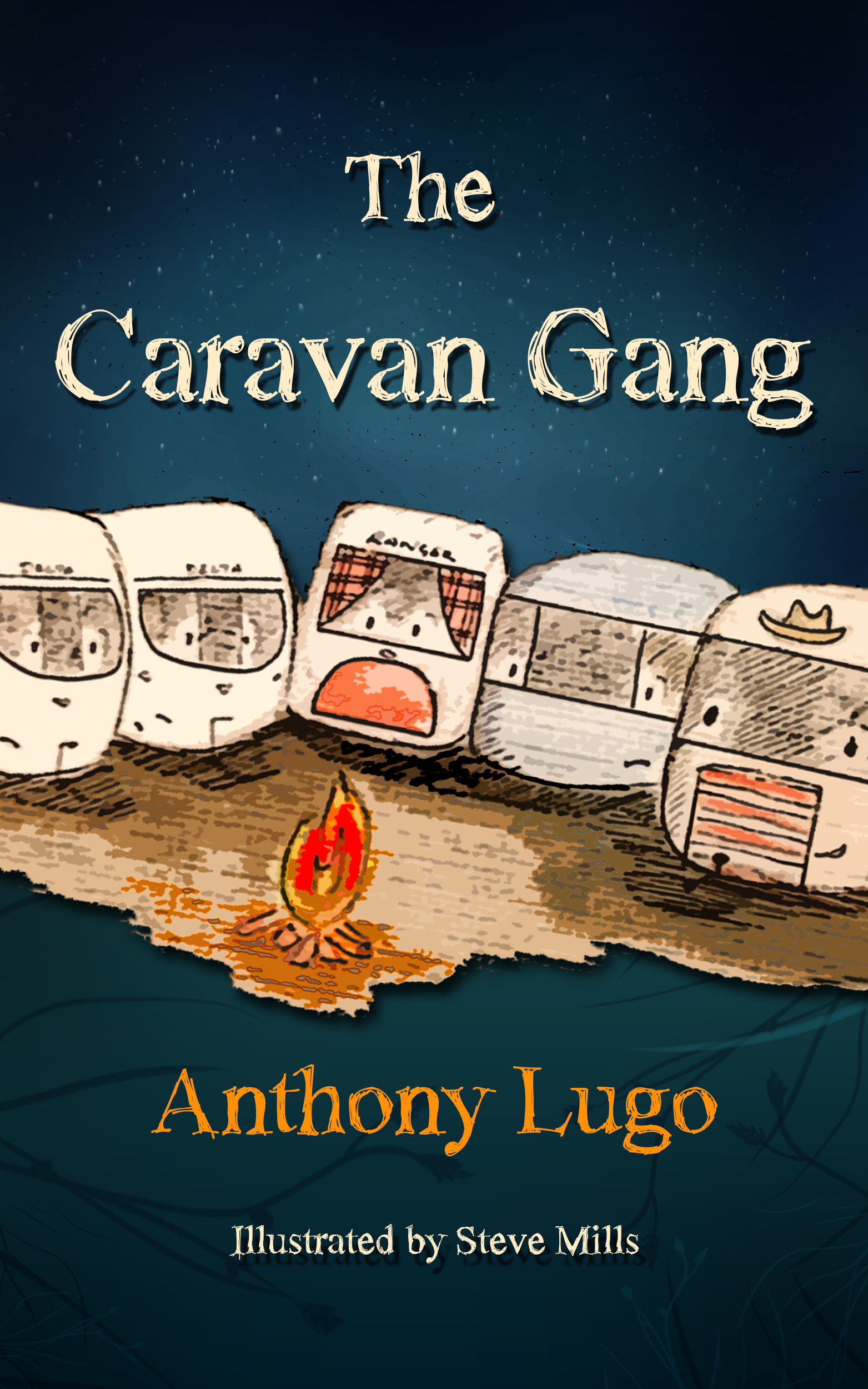 Stories for kids, The Caravan Gang by Anthony Lugo