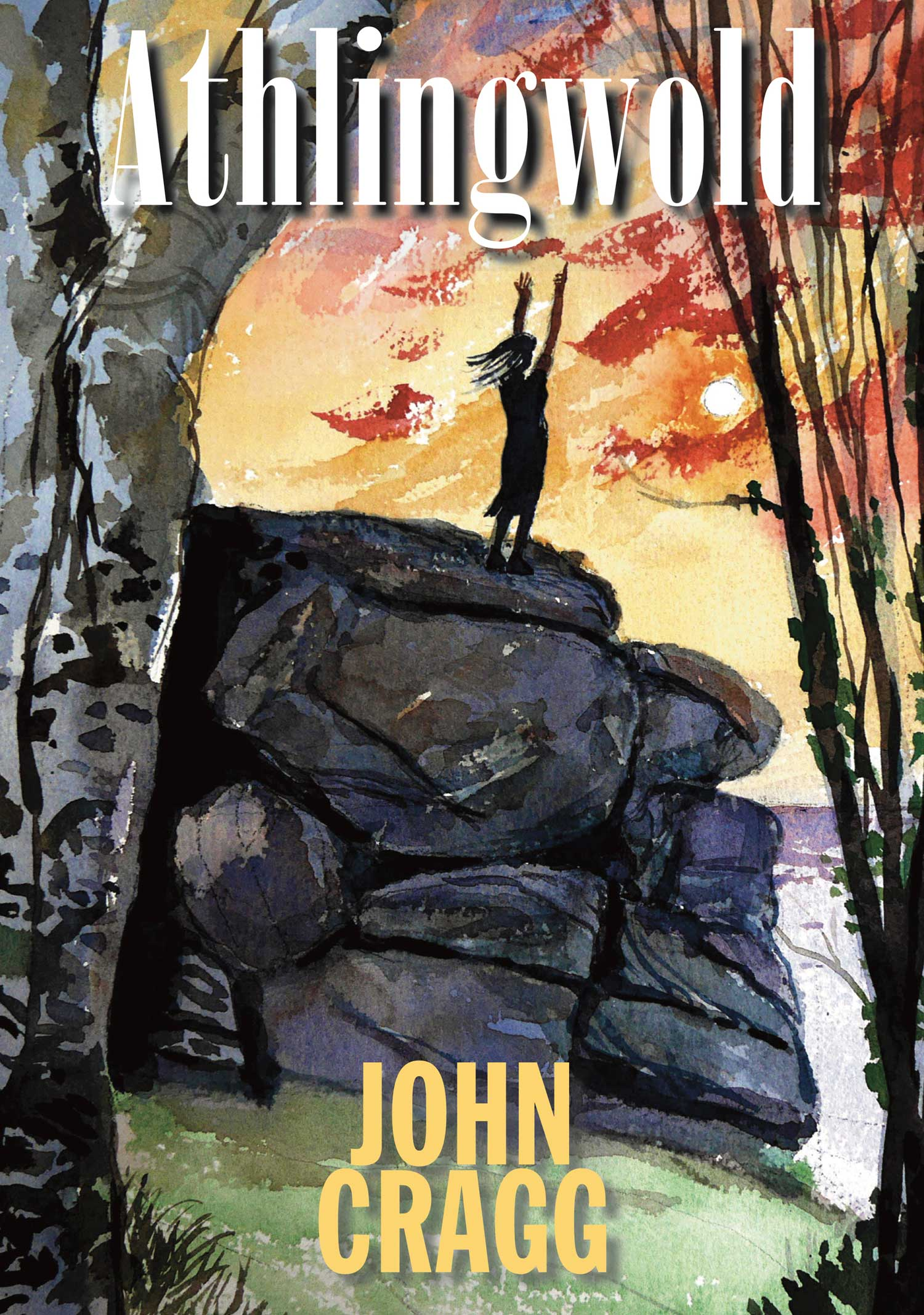 Athlingwold author John Cragg writes on how to develop your writing