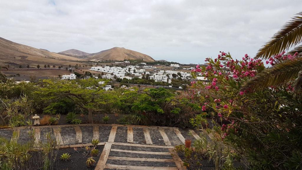 Lanzarote writing retreat
